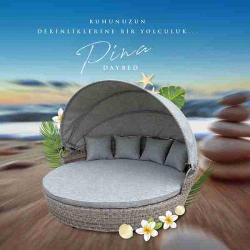 Pina Daybed